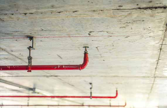 Commercial and residential sprinkler systems